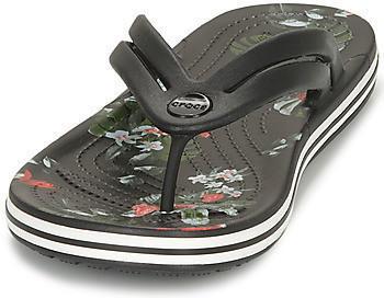 Crocs Crocband (206101) black/tropical