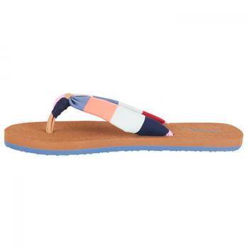 O'Neill Ditsy Sun Sandals red aop