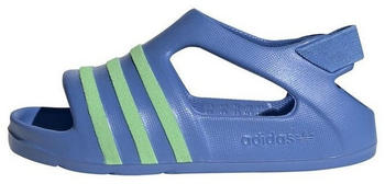 Adidas Adilette Play I real blue/glow green/real blue