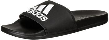 Adidas Badesandalen Cloudfoam Plus schwarz/weiß (CG3425)
