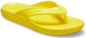 crocs-classic-ii-flip-lemon