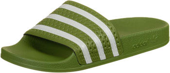 Adidas Adilette forest green/supplier colour/forest green