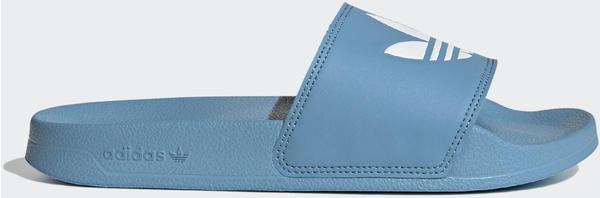 Adidas Lite adilette Hazy Blue/Cloud White/Cloud White