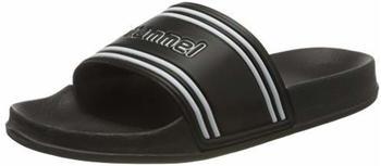 Hummel Pool Slide Retro black (206575-2001)
