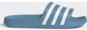 Adidas Aqua adilette Hazy Blue/Cloud White/Hazy Blue