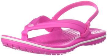 Crocs Crocband Strap Flip K (205777) electric pink