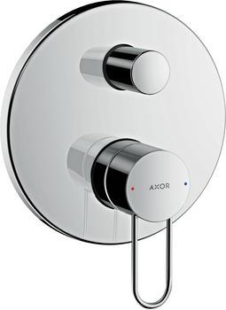 Axor Uno Einhebel-Wannenmischer Unterputz, mit Bügelgriff chrom