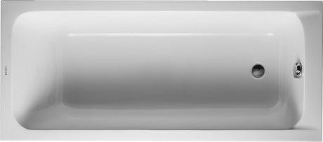 Duravit D-Code Rechteck-Badewanne (700096000000000)