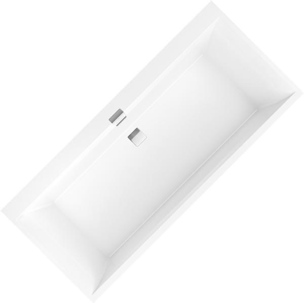 Villeroy & Boch Squaro Edge 12 170 x 75 cm weiß alpin (UBQ170SQE2DV-01)