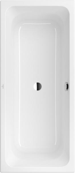 Villeroy & Boch Avento Duo 180 x 80 cm weiß alpin (UBA180AVN2V-01)