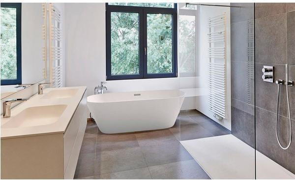 Home Deluxe Rondo 170 x 80 cm weiß