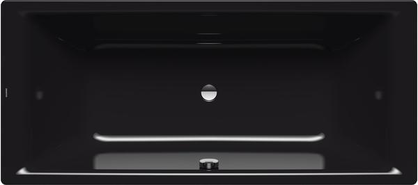 Kaldewei Puro Duo 664 180 x 80 cm schwarz Perl-Effekt