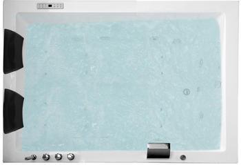 Emotion Andalusia Universal Premium Whirlpool rechts 180 x 130 x 62 cm