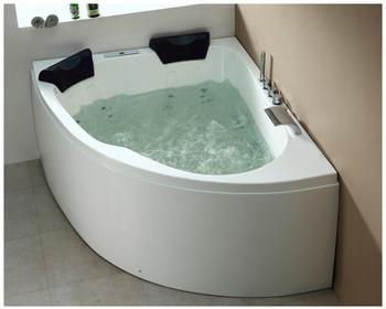 Emotion Royal 1600 links Premium Whirlpool 160 x 125 x 70 cm