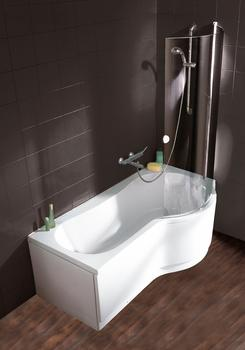 Schulte Duschbadewanne 70 x 170 cm (758617)