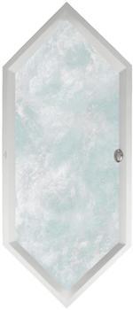 Villeroy & Boch Squaro Slim Line Whirlpoolbadewanne 79,4 x 189,2 cm (UCE190SQS6A2V01)