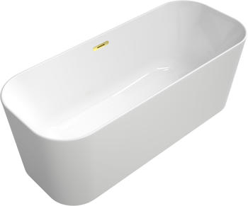 Villeroy & Boch VB BW Finion Ventil ÜL Wasserzulauf Emotion-Funktion gold, Star White