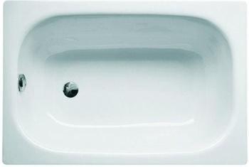 Bette LaBette Rechteck-Badewanne L: 120 B: 70 H: 39 cm weiß, mit BetteAntirutsch, mit BetteGlasur Plus