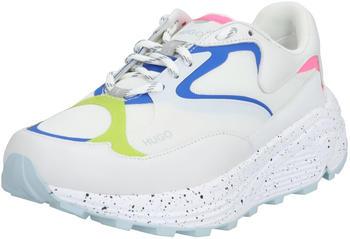 HUGO BOSS Hugo Damen Sneaker Horizon_Runn_Thmix weiß, Größe: 38,