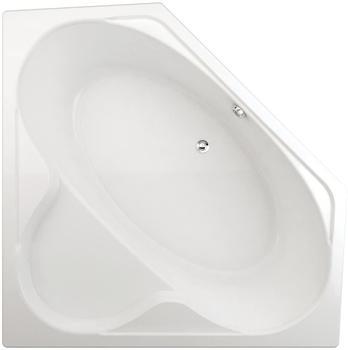 SANITOP-WINGENROTH aquaSu® Acryl - Badewanne matisO I 140 x 140 cm I Weiß I Wanne I Badewanne I Bad I Badezimmer