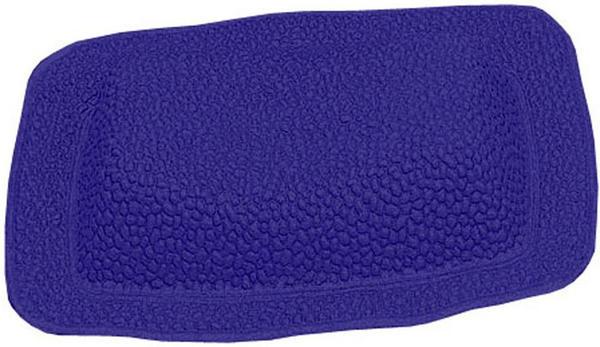 Kleine Wolke Java-Plus Wannenkissen (32 x 22 cm) royalblau