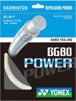 Yonex BG 80 Power - 10 m
