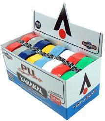 Karakal PU Super Grips Assorted Colours