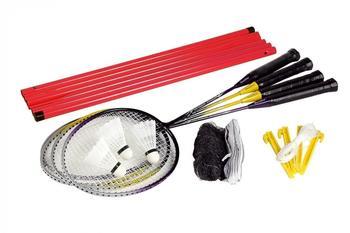 Bandito Badminton Komplett Set