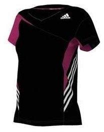 adidas Damen Badminton Trikot BT Colorblock Tee W,Gr.M, G85154-M