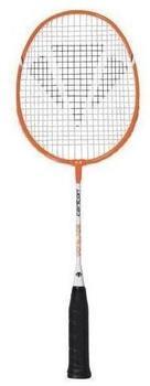 Carlton Badmintonracket Midi-Blade ISO 4.3 G4 NH, Rot, L4, 112657