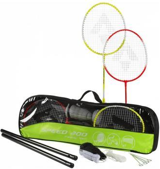 intersport-tecnopro-beach-badminton-set-speed-200-familie-gelb