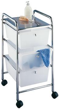 Wenko Messina Haushalts- und Badwagen