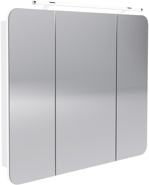 Fackelmann Milano 90x78x15.5cm weiß (84273)