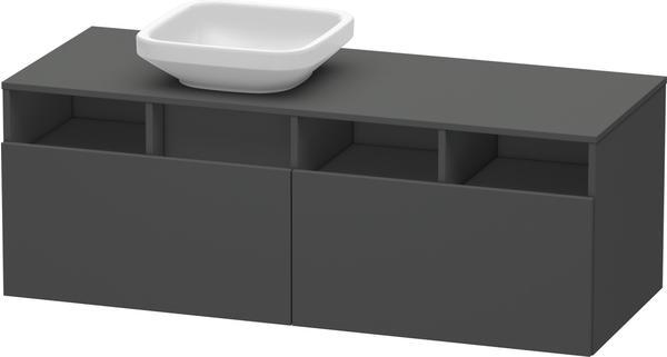 Duravit DuraStyle 140x50x55cm graphit (DS6785L4949)
