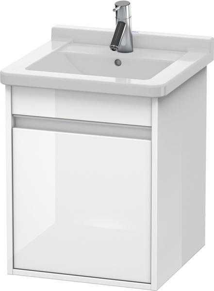 Duravit Ketho 455x440x550mm weiß hochglanz (KT6662R2222)