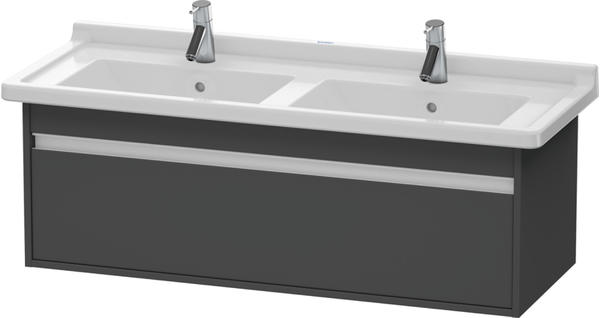 Duravit Ketho 465x1200x410mm graphit matt (KT666604949)