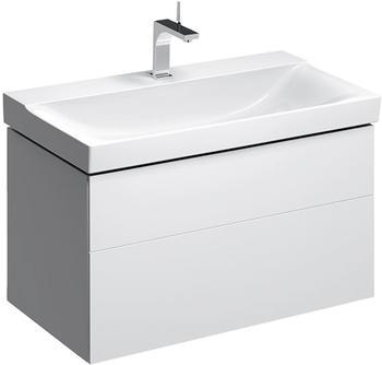 Geberit Xeno² mit 2 Auszügen weiß hochglanz (500509011)