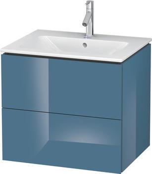 Duravit L-Cube 62x55x48,1 stone blue Lack Hochglanz (LC624004747)