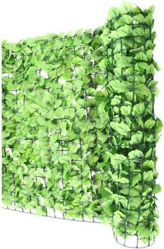 Mendler Sichtschutzzaun Blatt 300 x 100 cm