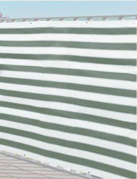 Noor Balkonblende mit Ösen 0,90 x 3 m