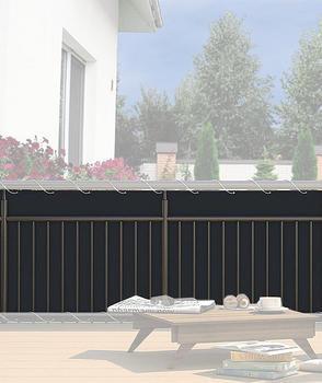 Home & Garten Balkonsichtschutz
