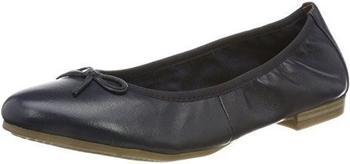 Tamaris 1-1-22116-20 navy leather