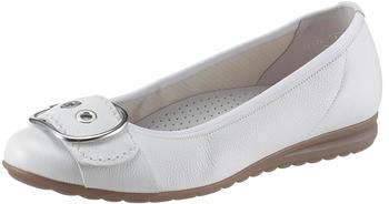 Gabor Ballerinas (42.625) weiß