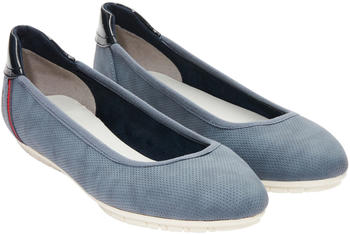 S.Oliver Ballerinas (5-5-22119-24-804) dusty blue