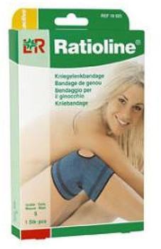 Lohmann & Rauscher Ratioline Active Kniegelenkbandage Gr. L