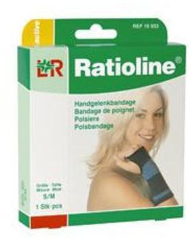 Lohmann & Rauscher Ratioline Active Handgelenkbandage Gr. L/XL