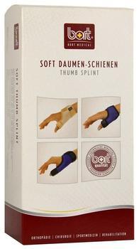 Bort Soft Daumen-Schiene kurz haut