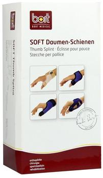 Bort Soft Daumen-Schiene Plus Blau Gr. M