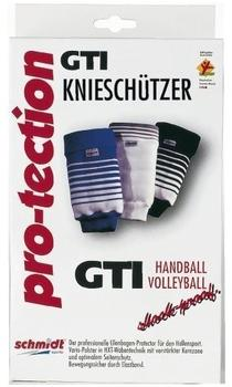 Schmidt-Sports GTI Profi Knieschützer Gr. S schwarz