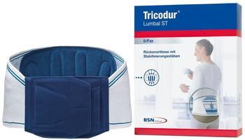 BSN Medical Tricodur Lumbal ST schwarz/blau Gr. 5/XL